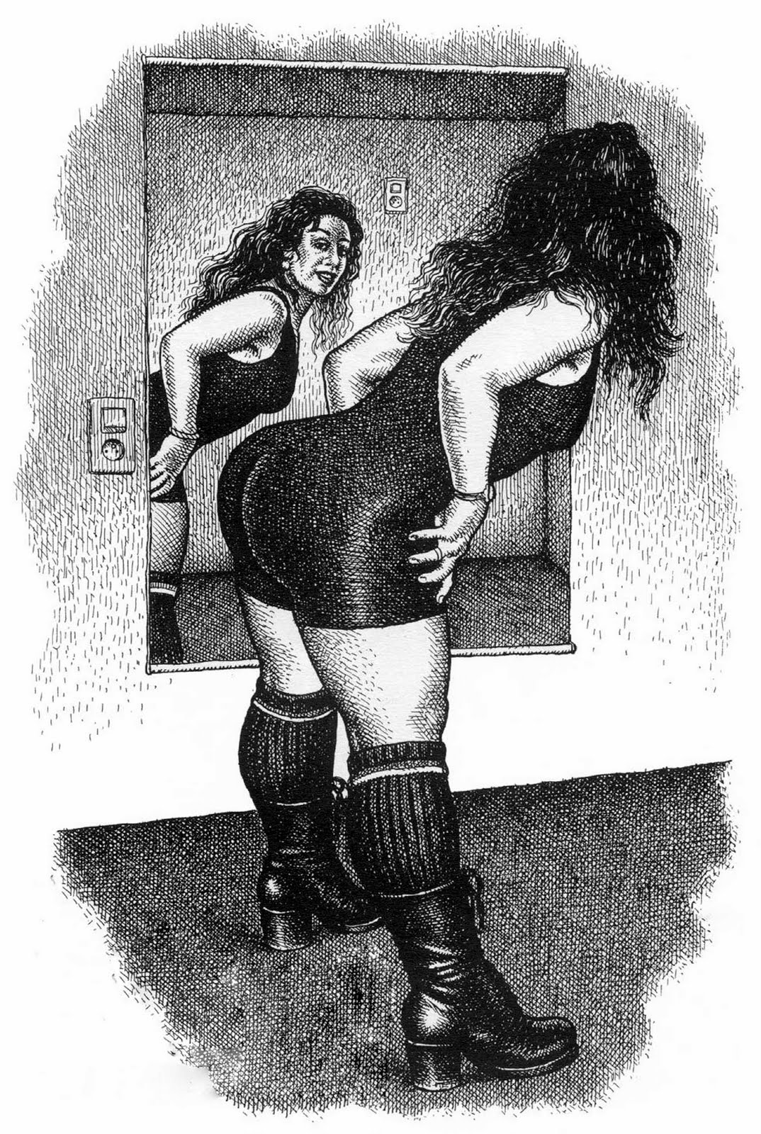 Robert Crumb – Art and Beauty